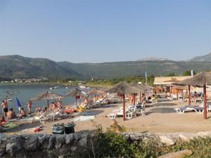Пляжный морской отдых в Черногории