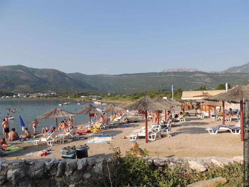 Большое количество черногорских пляжей награждены Голубым флагом