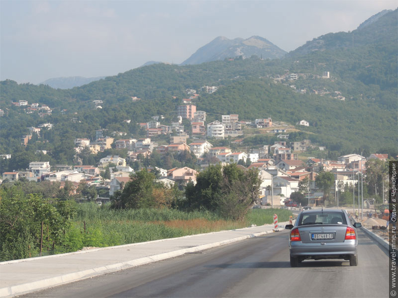 Черногорские города не отличаются большими размерами