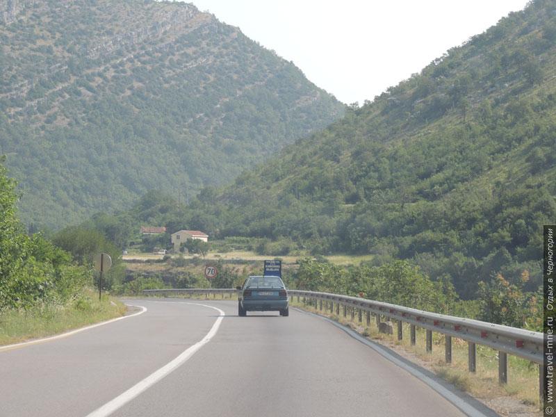 Аренда автомобиля позволит вам более свободно путешествовать по Черногории