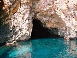 Голубая пещера (Плава Шпиля)