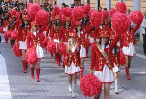 В Черногории праздники и фестивали идут круглый год