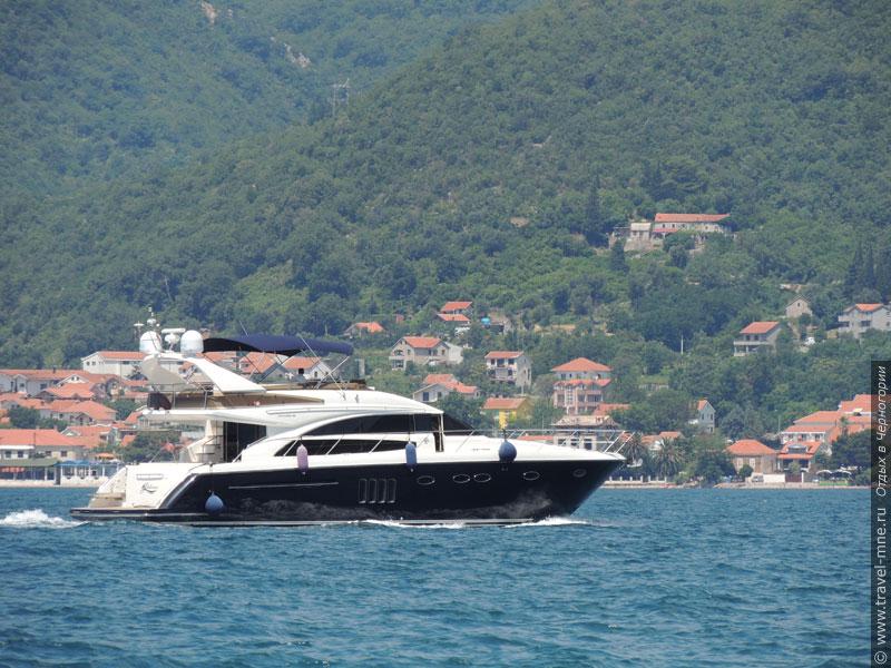 Аренда яхты в Черногории стала вполне распространенным видом отдыха