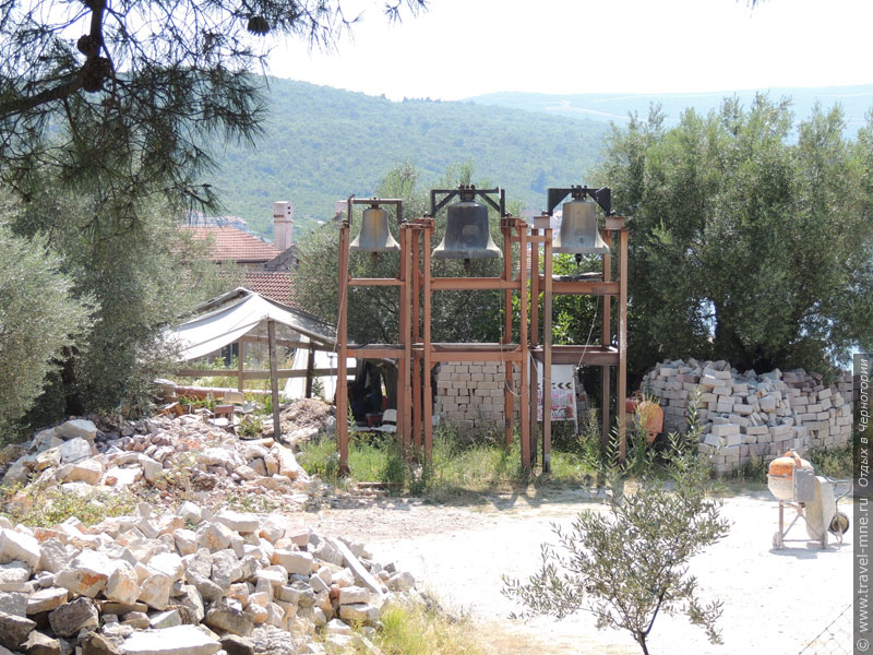 Реставрация монастыря только началась