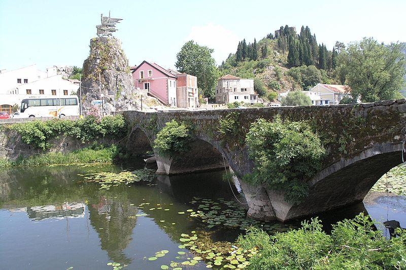Вирпазар - это черногорская Венеция