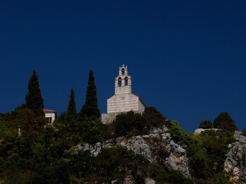 Церковь Святого Николая - главный храм монастыря Градиште
