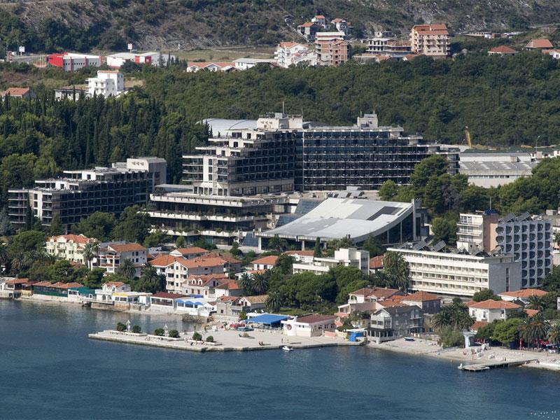 Институт Игало - главный центр лечебно-оздоровительного туризма в Черногории