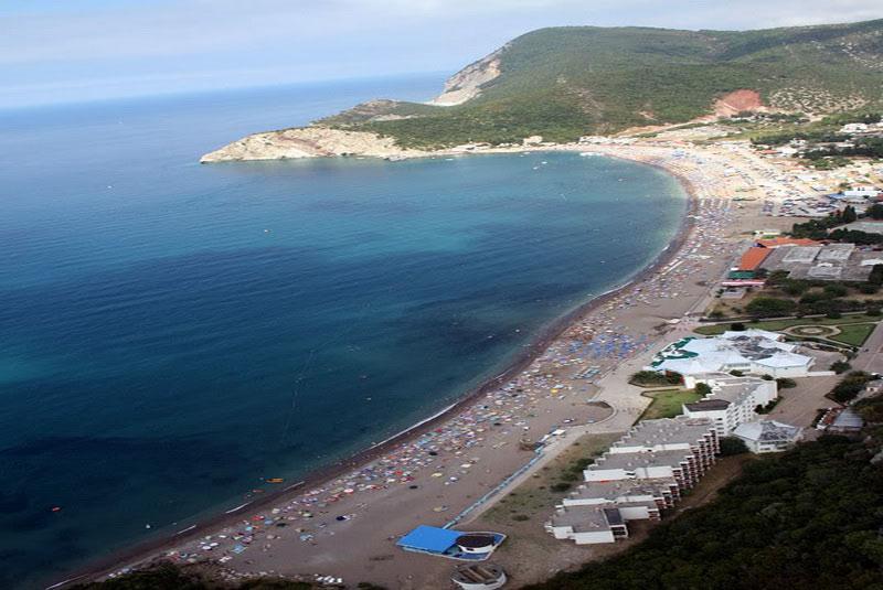 Жемчужный пляж / Biserna obala