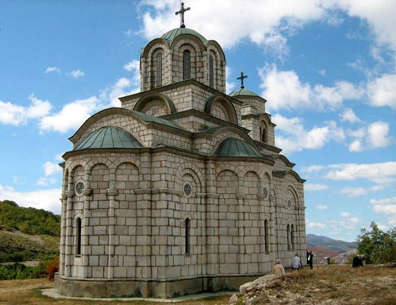 Монастырская церковь Рождества Пресвятой Богородицы