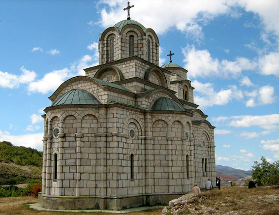 Монастырь Косиерево