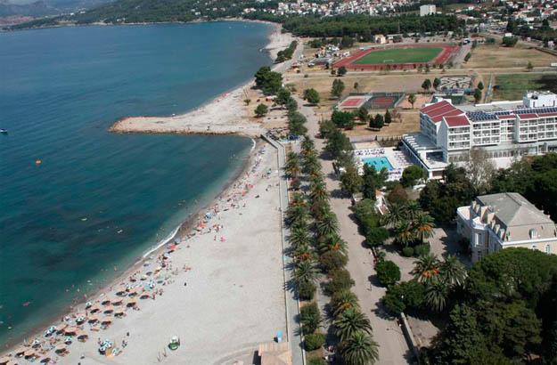 Пляж Тополица / Topolica plaža
