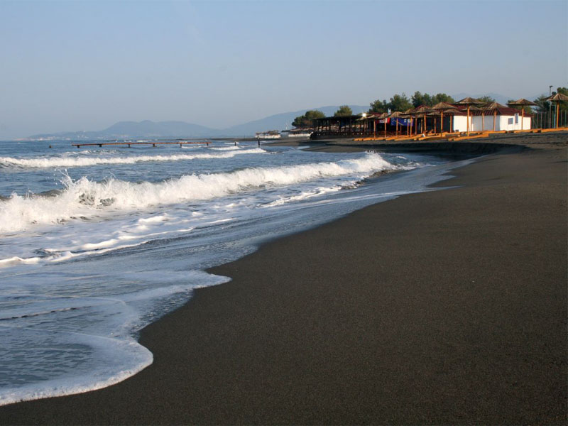 Пляж Ада Бояна / Ada Bojana plaža