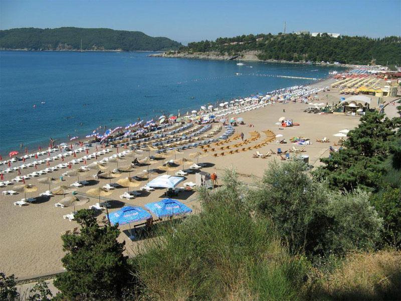 Пляж Бечичи / Bečićka plaža
