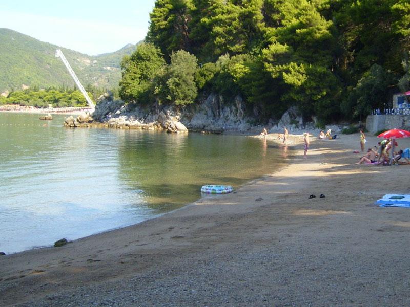 Пляж Гуванце / Guvance plaža