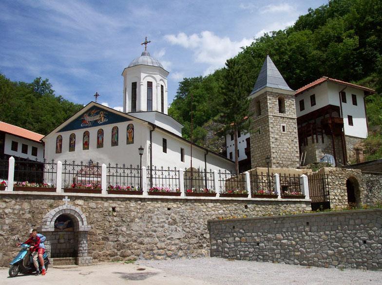 Монастырский храм Святой Троицы