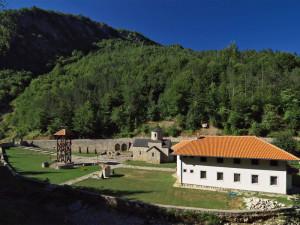 Монастырь Калудра