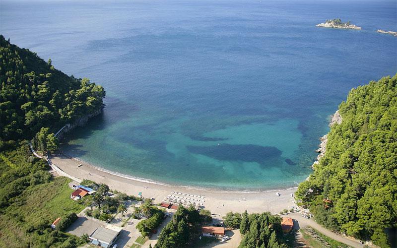 Пляж Лучице / Lučice plaža