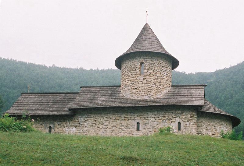 Монастырская церковь Успения Пресвятой Богородицы