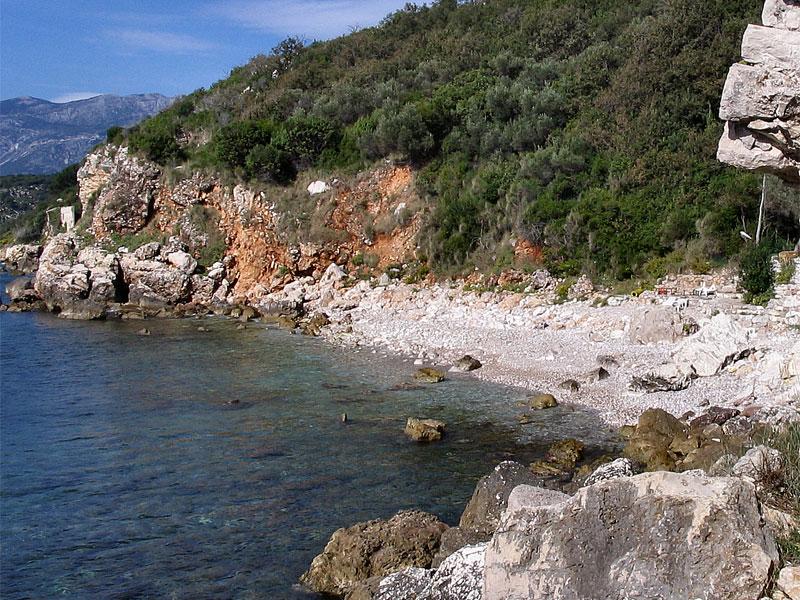 Пляж Просека / Presjeke plaža