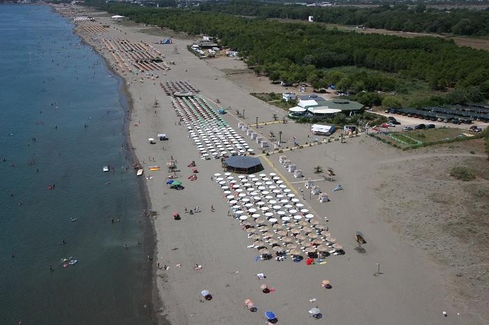 Пляж Тропикана / Tropicana plaža