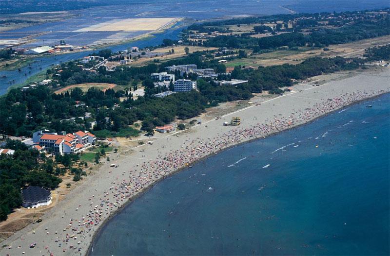 Большой пляж / Velika plaža