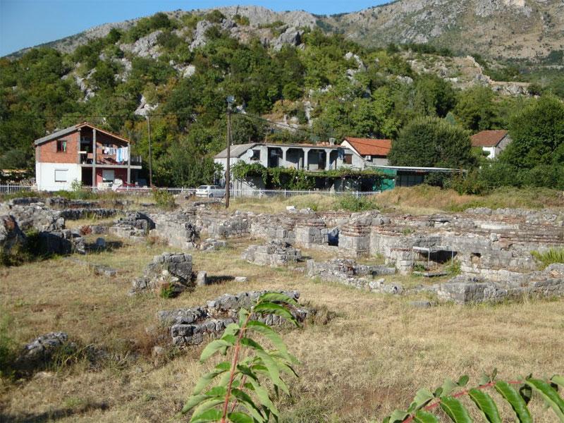 Монастырский комплекс Златица долгое время пребывал в руинах