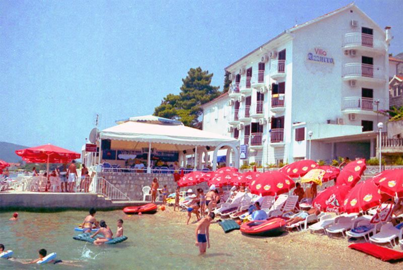 Пляж Баошичи / Baošići plaža