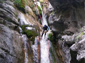 Каньонинг в Черногории