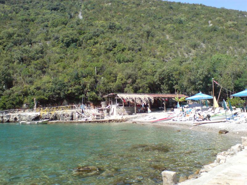 Пляж Добреч / Dobreč plaža