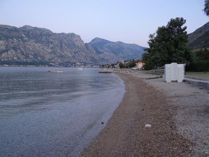 Пляж на мысе Марко / Markov rt plaža