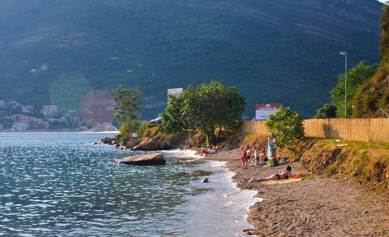 Пляж Опатово I / Opatovo I plaža