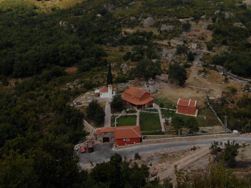 Монастырь Рибняк