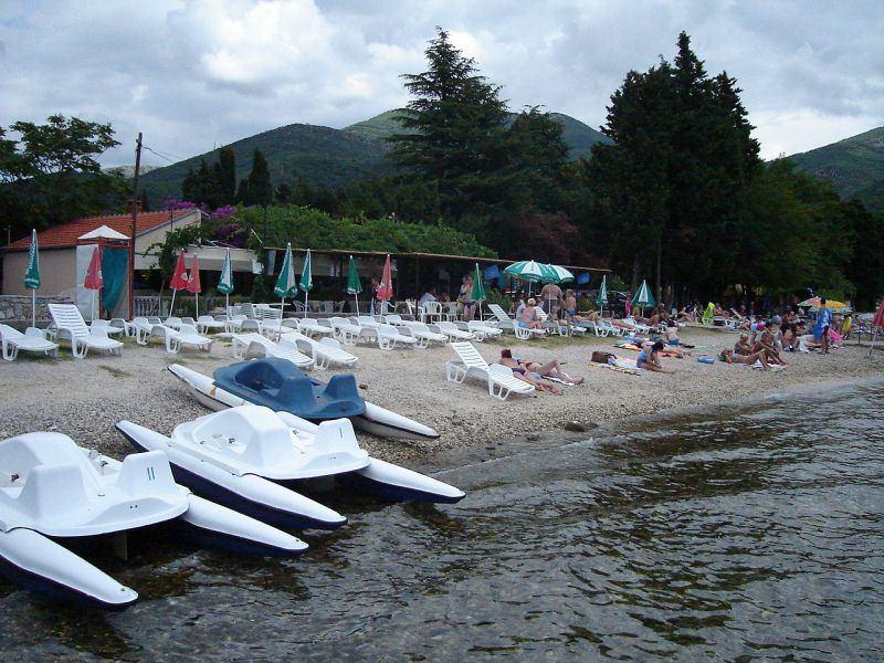 Пляж Сельяново I / Seljanovo I plaža