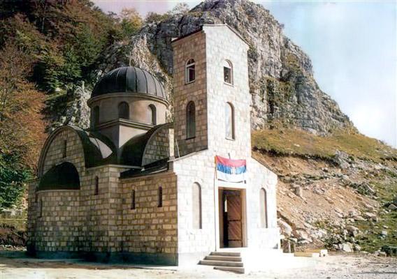 Преображенская церковь монастыря Сомина
