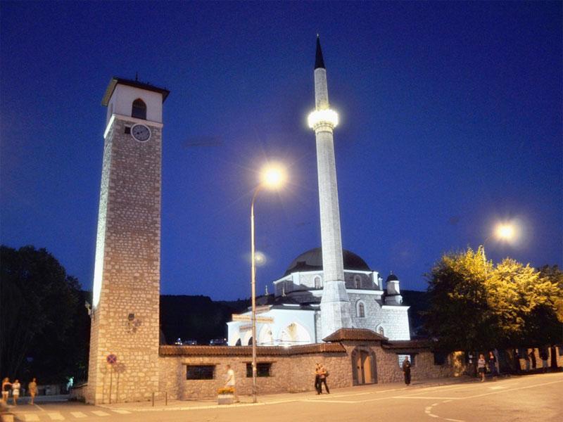 Мечеть Хусейн-паши является одним из самых известных памятников мусульманской культуры в Черногории