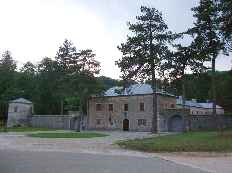 Дворец Бильярда стал первой резиденцией Петра II Петровича Негоша