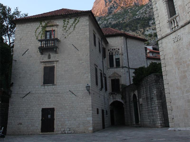 Дворец Драго считается самым большим в Старом Которе