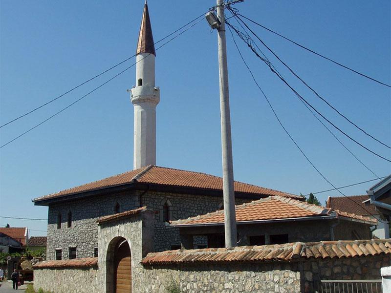 Мечеть Османагича в Подгорице