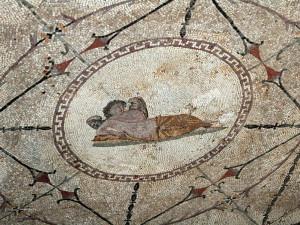 Римская мозаика в Рисане