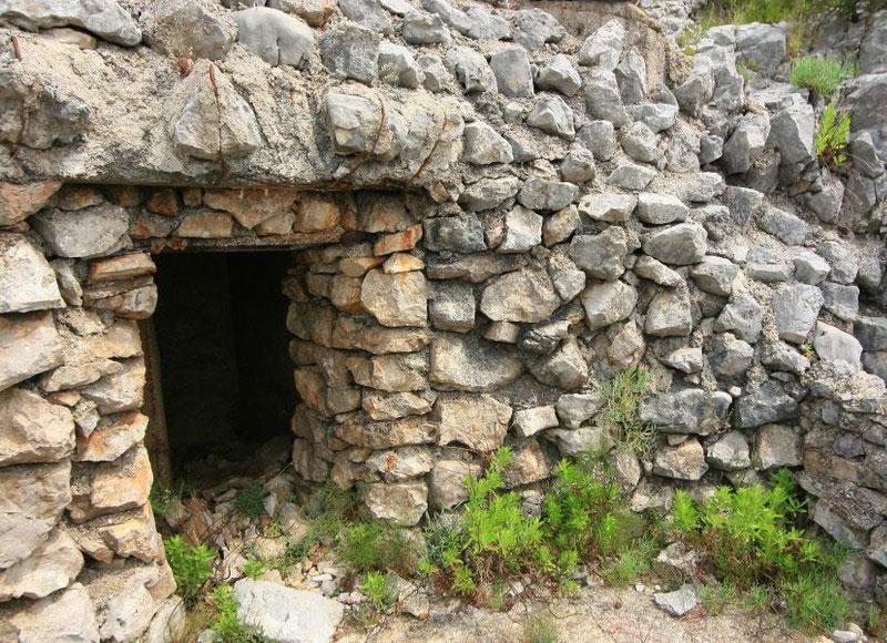 Оборонительные укрепления форта Росе