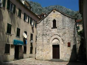Церковь Святого Михаила в Которе