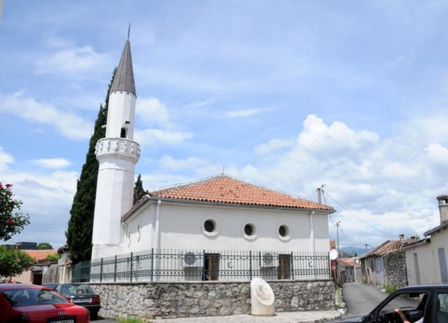 Стародоганьская мечеть в Подгорице