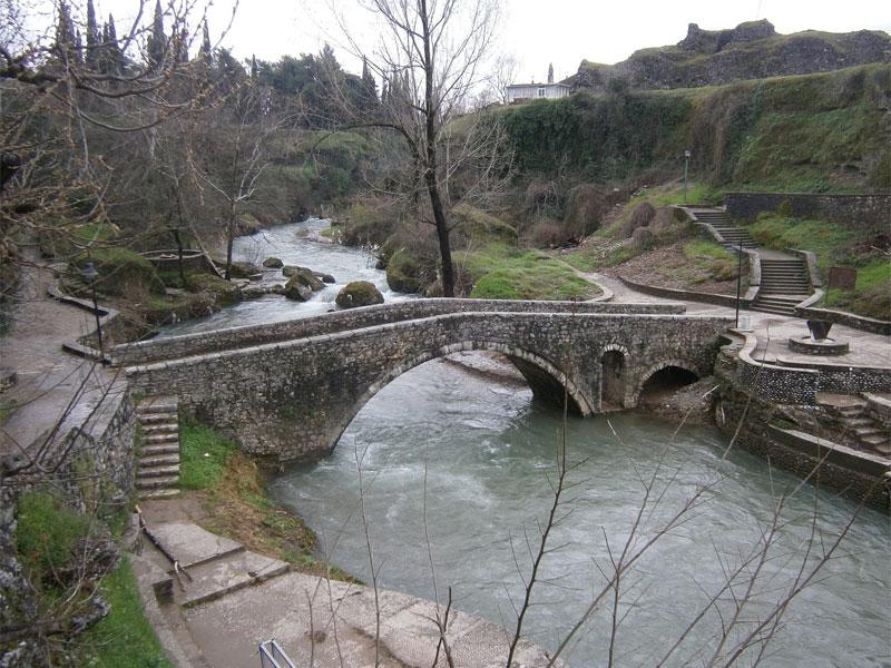 Мост Аджи-паши через Рыбницу имеет многовековую историю