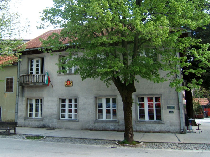 Посольство Болгарии в Цетине