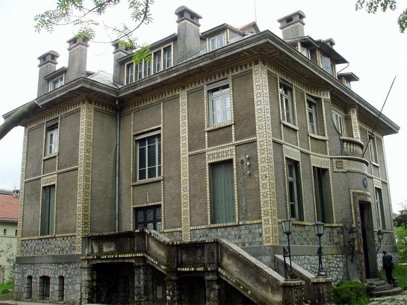 Посольство Франции в Цетине