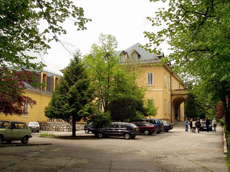 Посольство Италии в Цетине