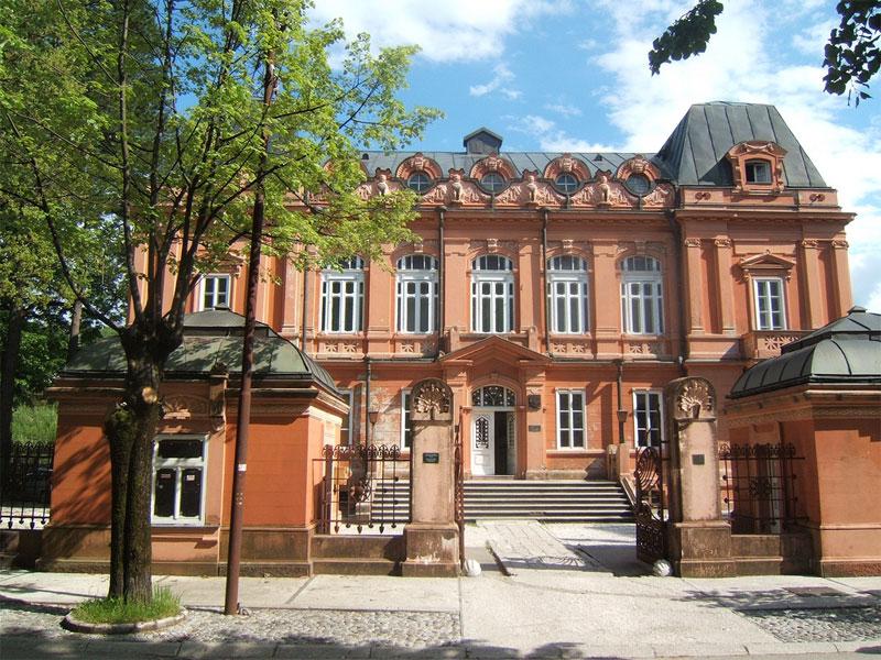 Посольство России в Цетине