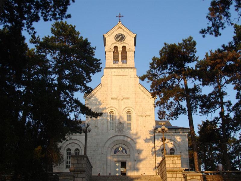 Церковь Святого Василия Острожского - памятник черногорскому национально-освободительному движению