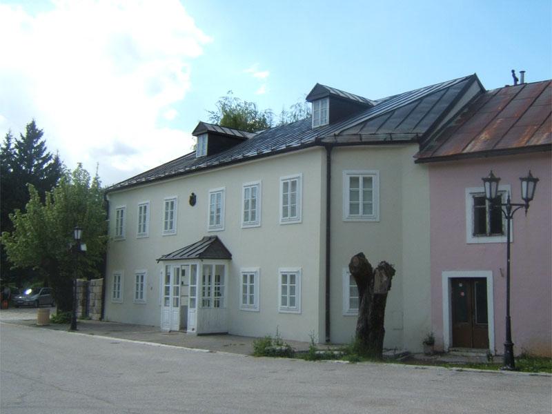 Посольство Сербии в Цетине