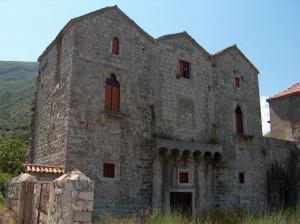 Дворец Tre Sorelle в Прчани